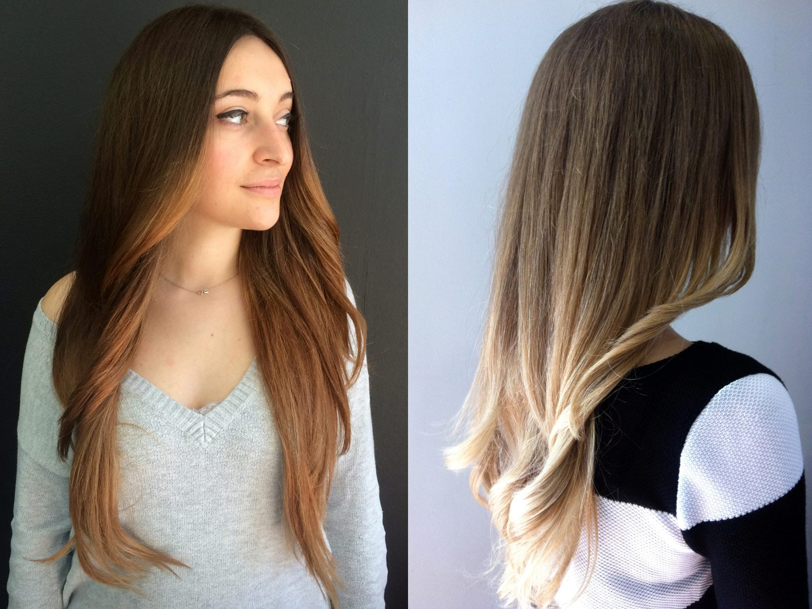 Ombre Hair o Degradado