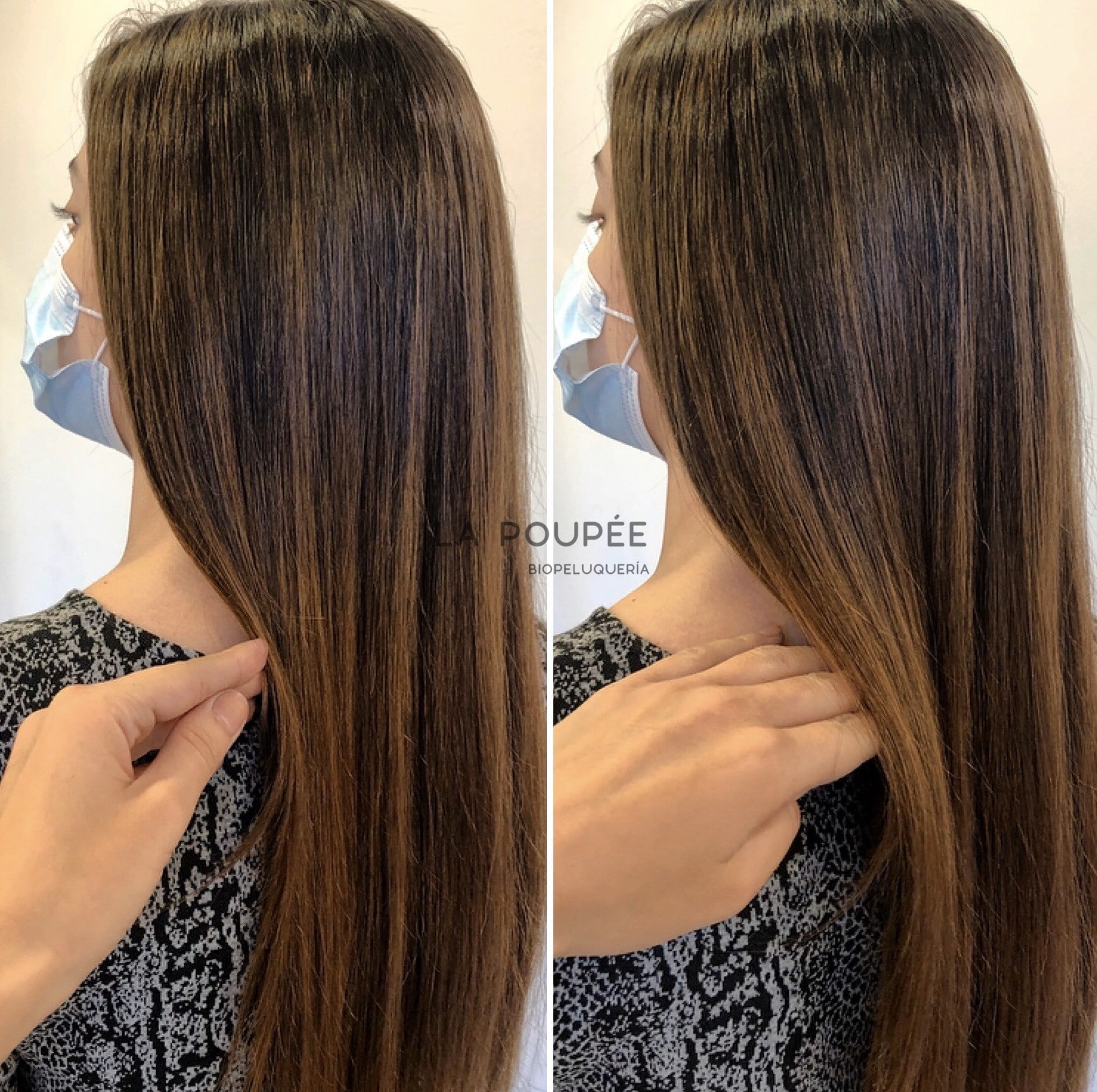 Mechas Balayage Chocolate